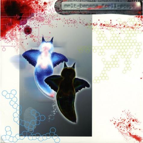 Melt-Banana - Cell-Scape LP