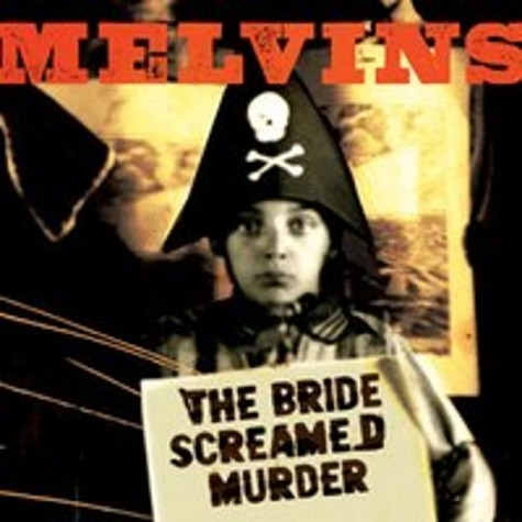 Melvins - The Bride Screamed Murder LP