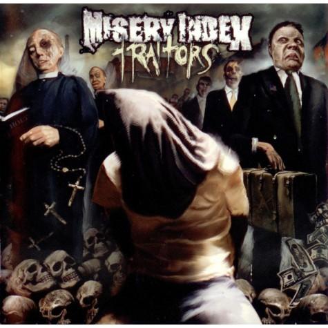 Misery Index - Traitors LP