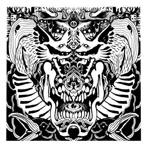 Birushanah / Monarch - Split LP