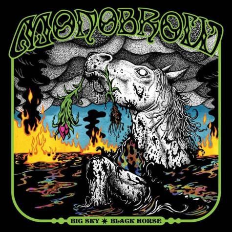 Monobrow - Big Sky, Black Horse LP