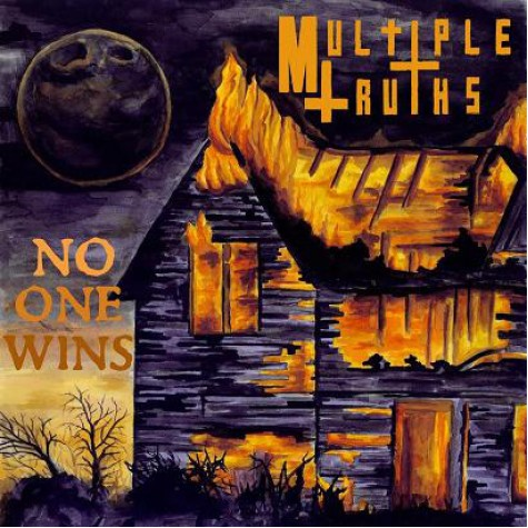 Multiple Truths ‎- No One Wins LP