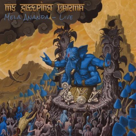 My Sleeping Karma – Mela Ananda (Live) 2 × Vinyl + DVD