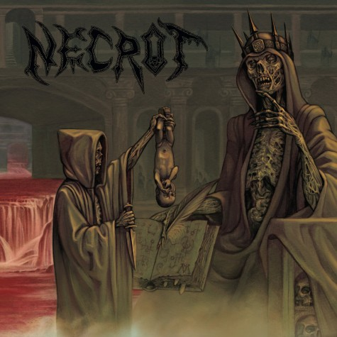 Necrot - Blood Offering LP
