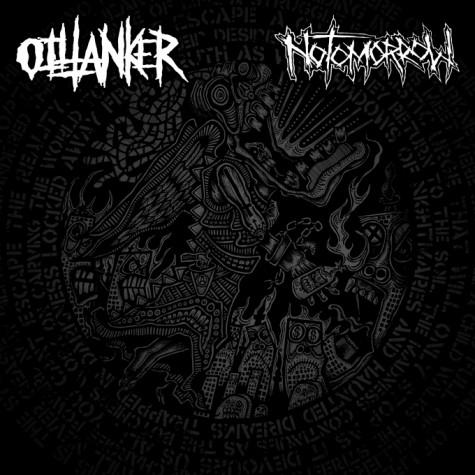 Oil Tanker / No Tomorrow - Split LP