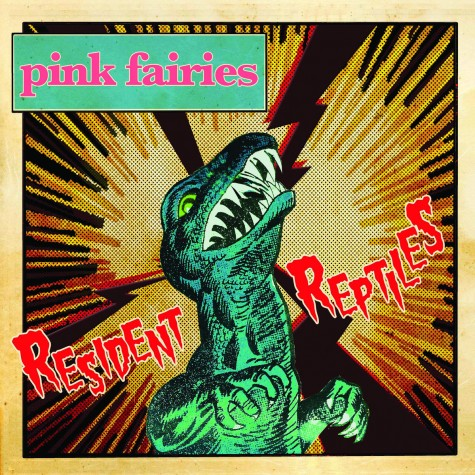 Pink Fairies - Resident Reptiles LP