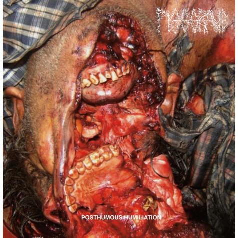 Pissgrave - Posthumous Humiliation LP