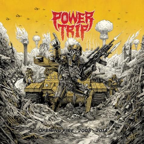 Power trip - opening Fire LP