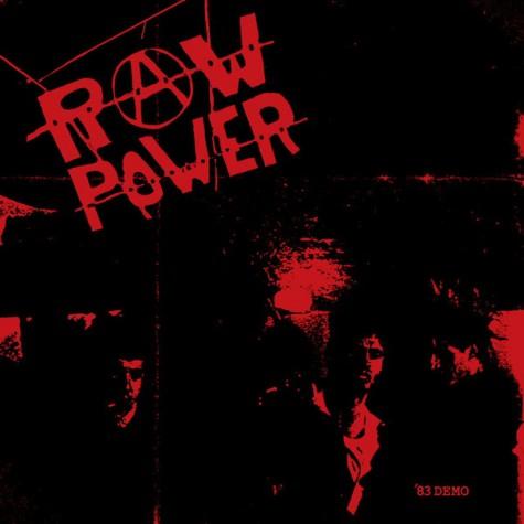 "Raw Power - S/T 12"""