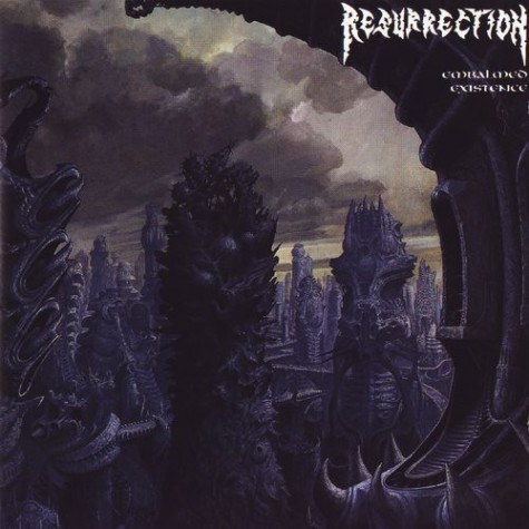 Resurrection - Embalmed Existence LP