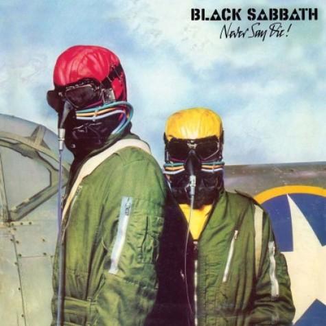 Black Sabbath - Never Say Die ! LP
