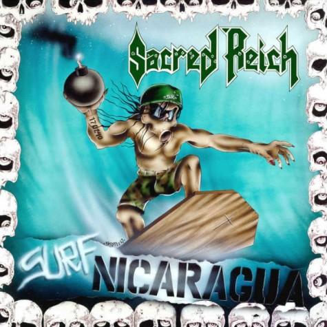 Sacred Reich - Surf Nicaragua LP