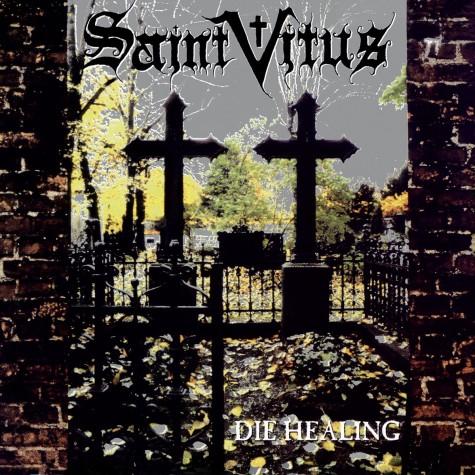 Saint vitus - Die Healing LP