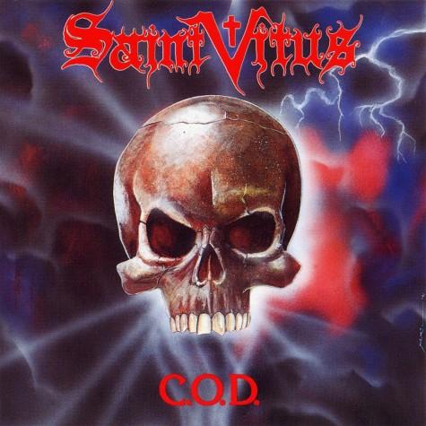 Saint Vitus - C.O.D 2xLP