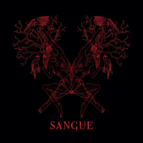 Sangue vs Magmakammer - Split LP