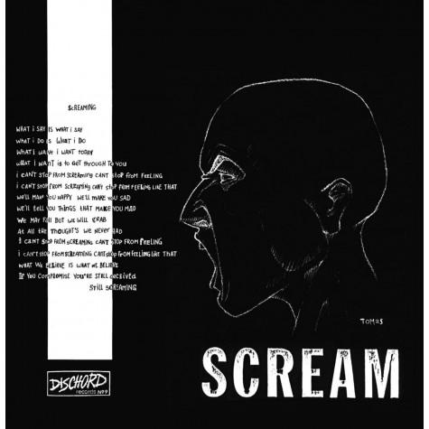 Scream - Still Screaming LP
