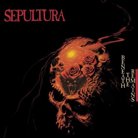 Sepultura - Beneath the Remains 2xlp