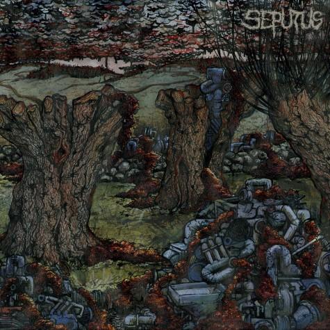 Seputus - Man Does Not Give LP
