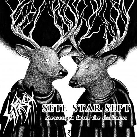 Sete Star Sept - Messenger From The Darkness LP