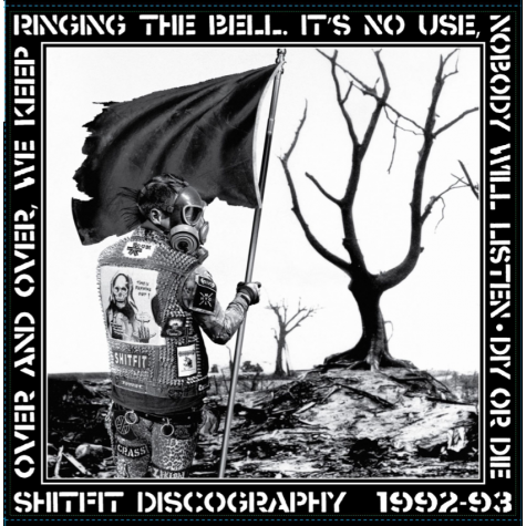 Shitfit - Discography 1992-1993 2xLP
