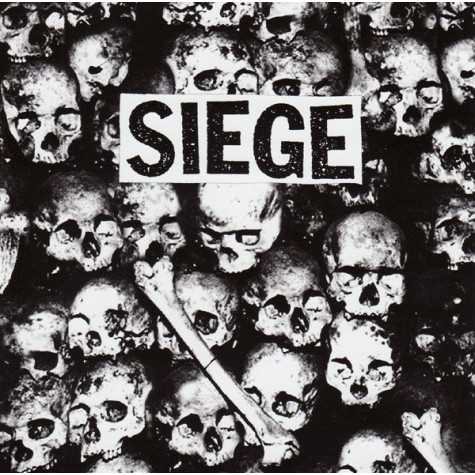 Siege - Drop Dead TAPE