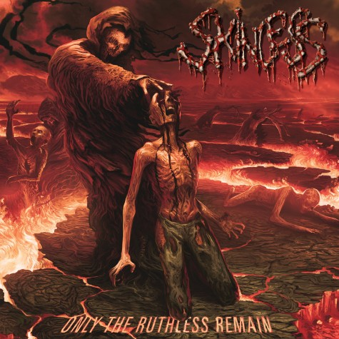 Skinless - Only The Ruthless LP