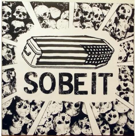 So Be It - So Be It LP