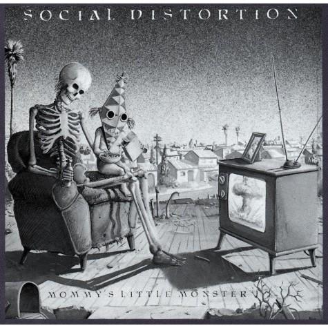 Social Distortion - Mommy's Little Monster LP