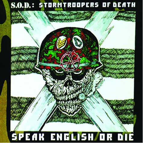 S.O.D. - Speak English or Die 2xLP