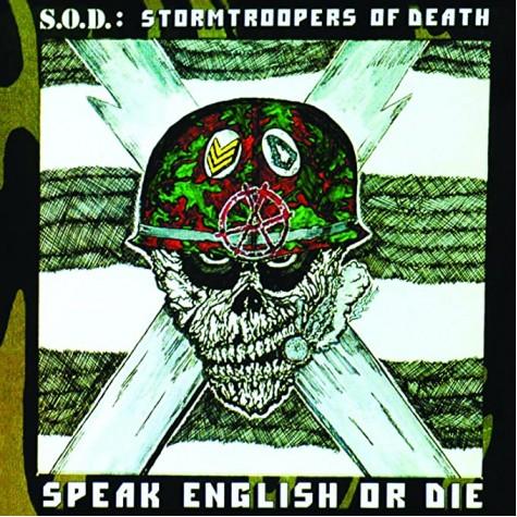 S.O.D. - Speak English or Die 2xLP