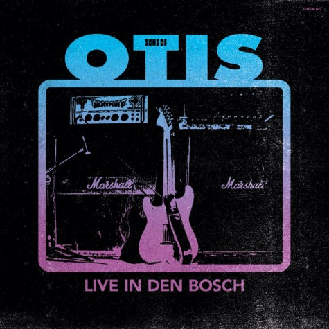 Sons Of Otis ‎- Live In Den Bosch LP