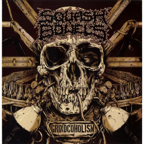 Squash Bowels - Grindcoholism LP