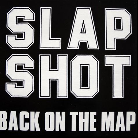 "Slapshot - Back On The Map 12"""