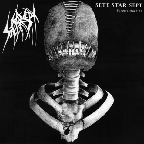 Sete Star Sept / Seven Minutes Of Nausea ‎– Split LP