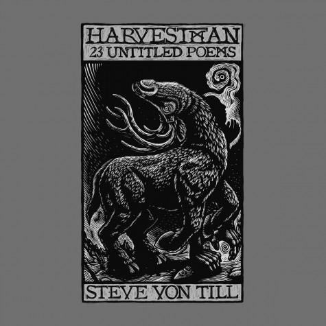 Steve Von Till / Harvestman - 23 Untitled Poems LP
