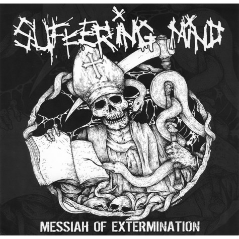 Suffering Mind ‎- Messiah of Extermination LP