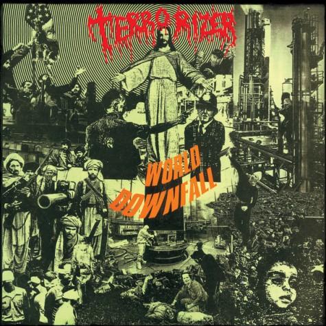 Terrorizer - World Downfall LP