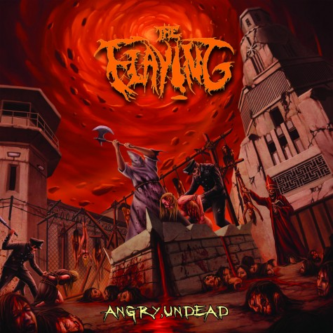 The Flaying - Angry, Undead LP