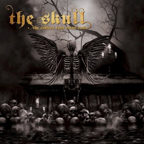 The Skull - The Endless Road Turns Dark LP
