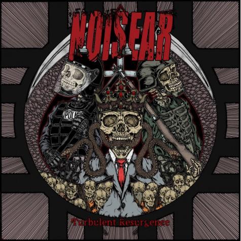Noisear - Turbulent Resurgance LP
