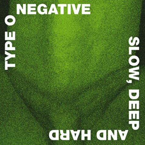 Type O Negative - Slow, Deep And Hard 2xLP