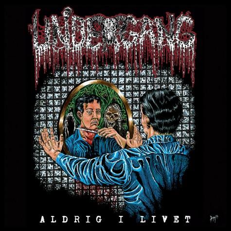 Undergang - Aldrig i livet LP