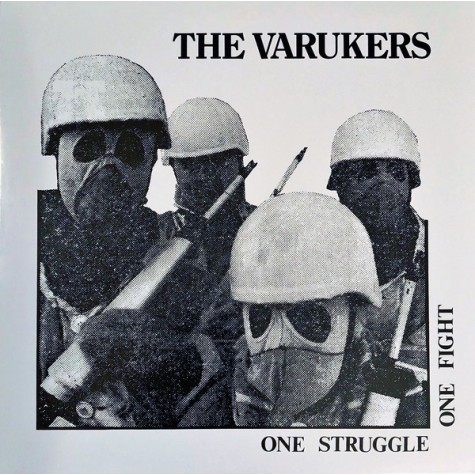 The Varukers - One Struggle One Fight LP