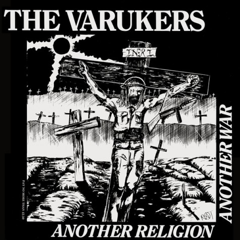 Varukers - Another Religion, Another War LP