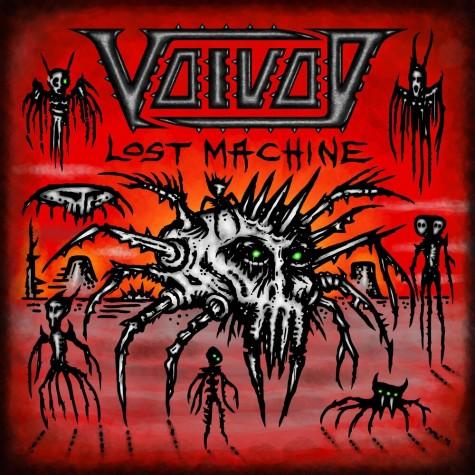 Voivod - Lost Machine 2xLP