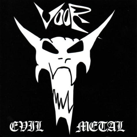 Voor - Evil Metal LP