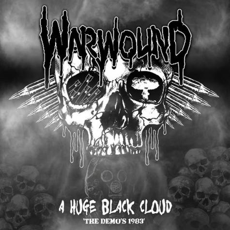 Warwound - A Huge Black Cloud: The Demos 1983 LP