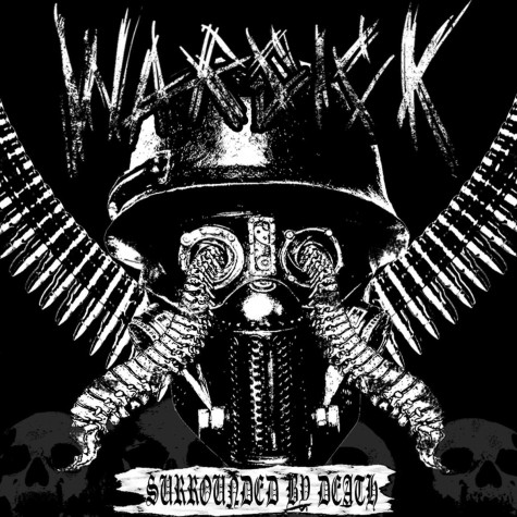 Warsick - Surrounded By Death LP