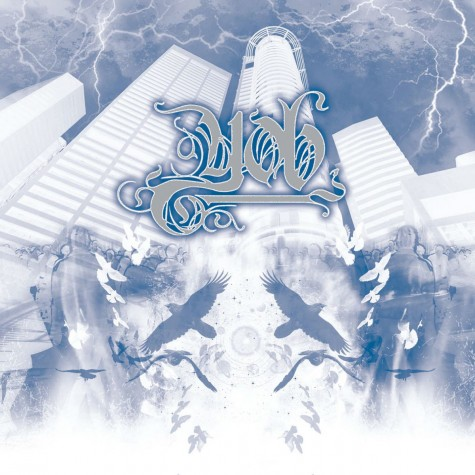 Yob - the unreal Never lived 2xlp