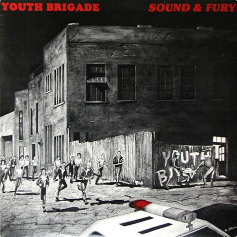 Youth Brigade - Sound & Fury LP